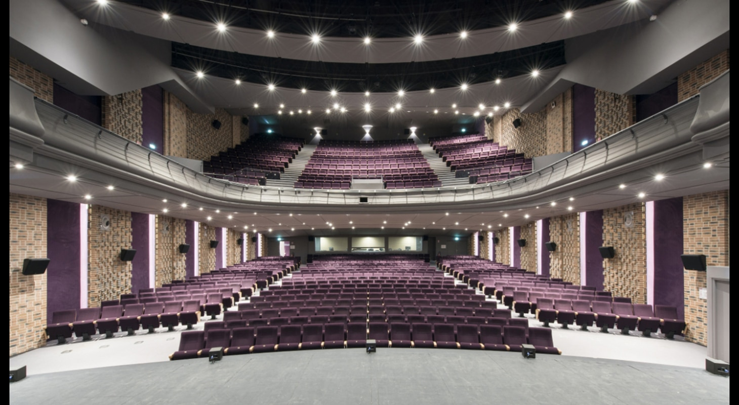 salle concert arras