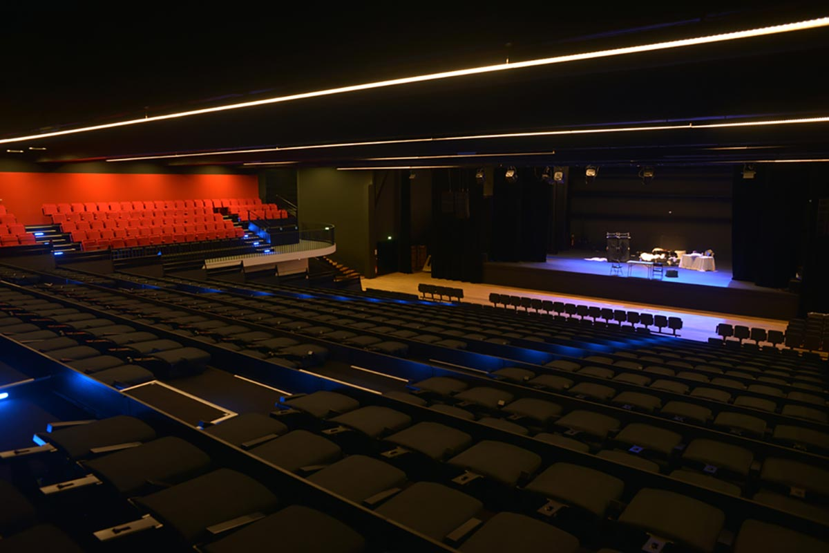 salle spectacle melun